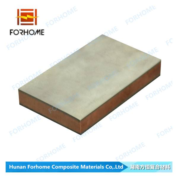 Lead Copper Clad Plate