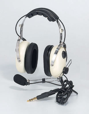 Aviation Headset (Over The Head Style)