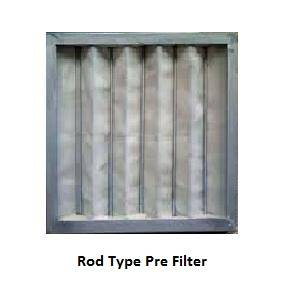 Rod Type Filters  / ROD Frame Type PRE Filter.