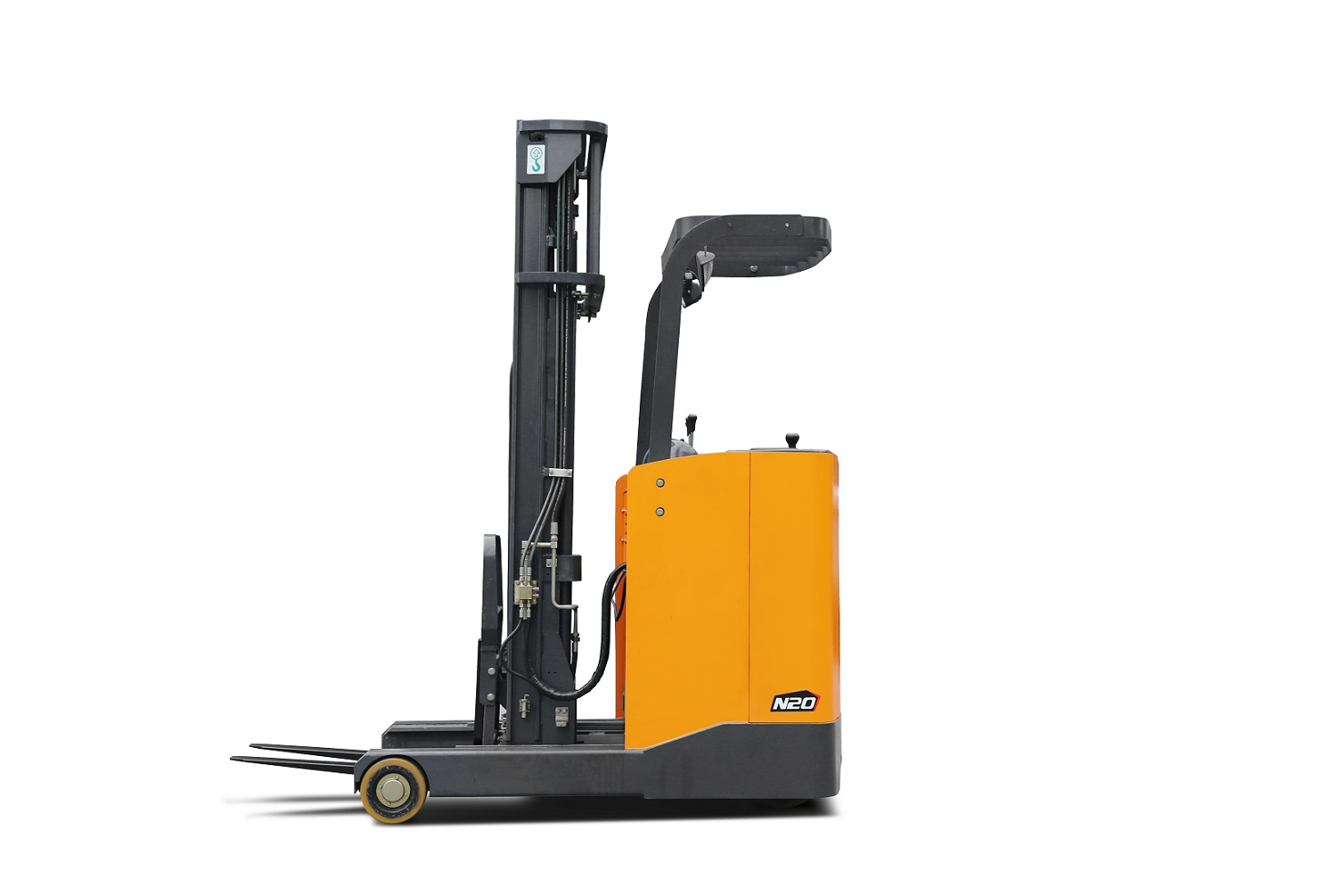 New 1.5 ton Stand-on full AC Electric Reach truck