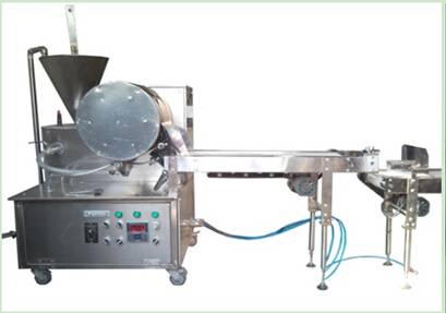 spring roll sheet forming machine