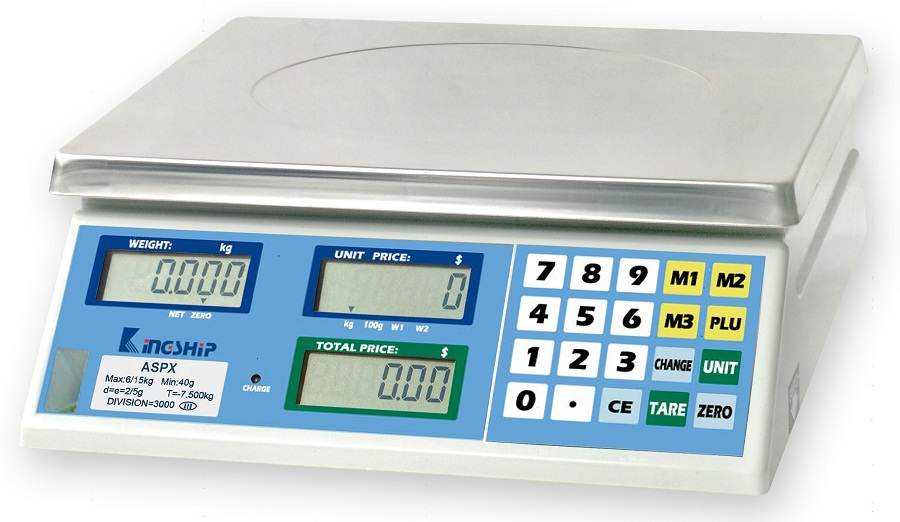 Digital Price Computing Scale (ASPX Series)