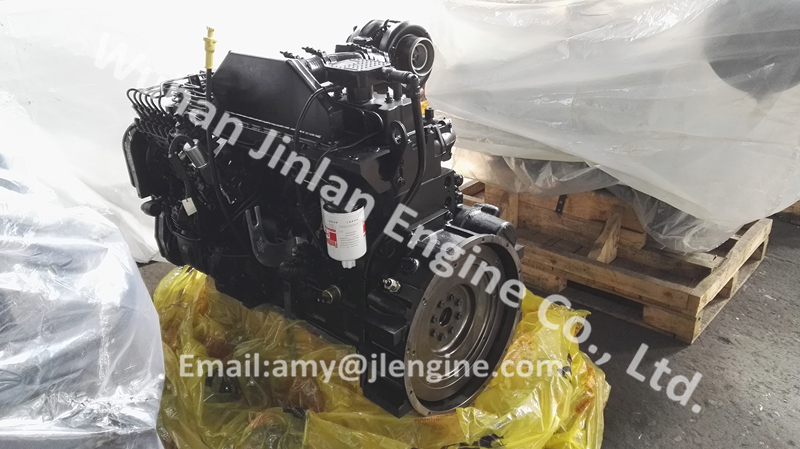 Cummins 6CT 8.3L Diesel Engine Assembly