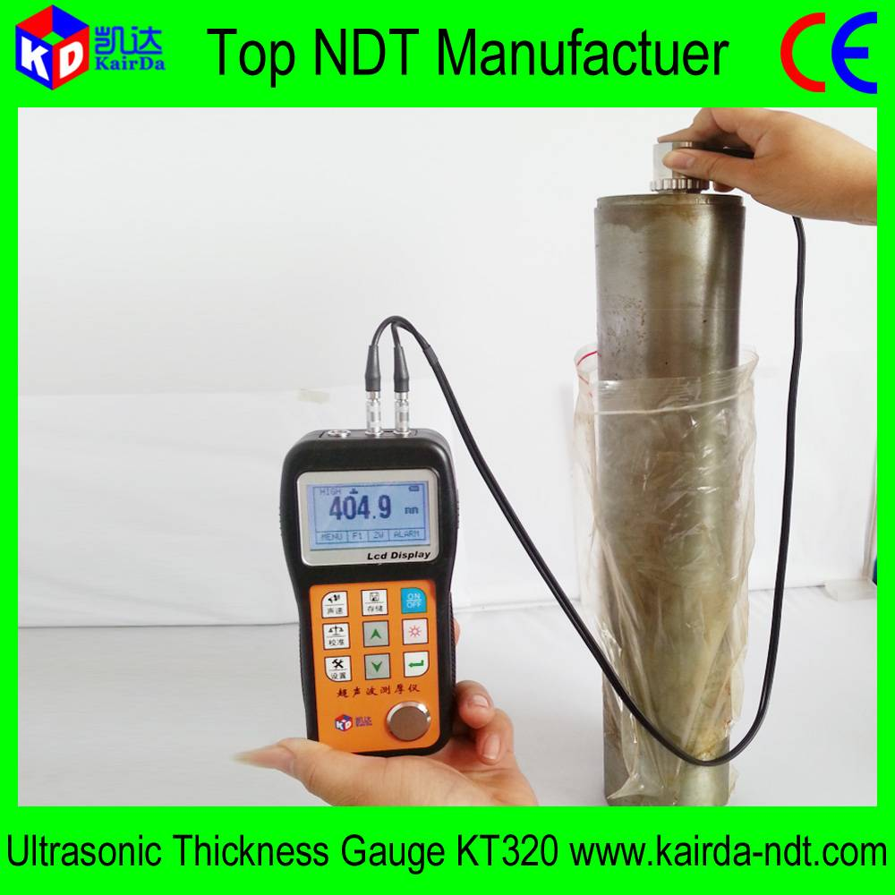 Steel Ultrasonic Thickness Gauge