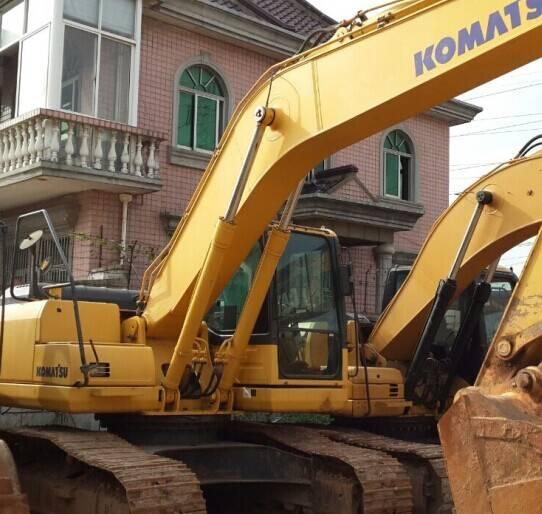 Used Excavator Komatsu PC200-8