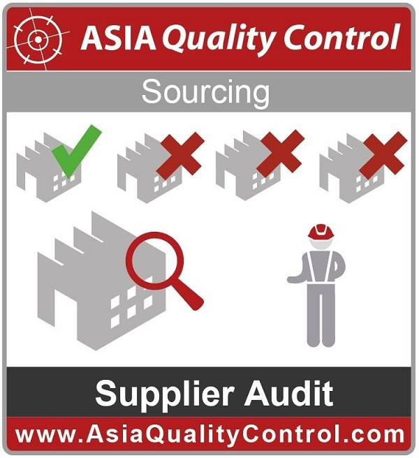 Basic Supplier Audit in Indonesia