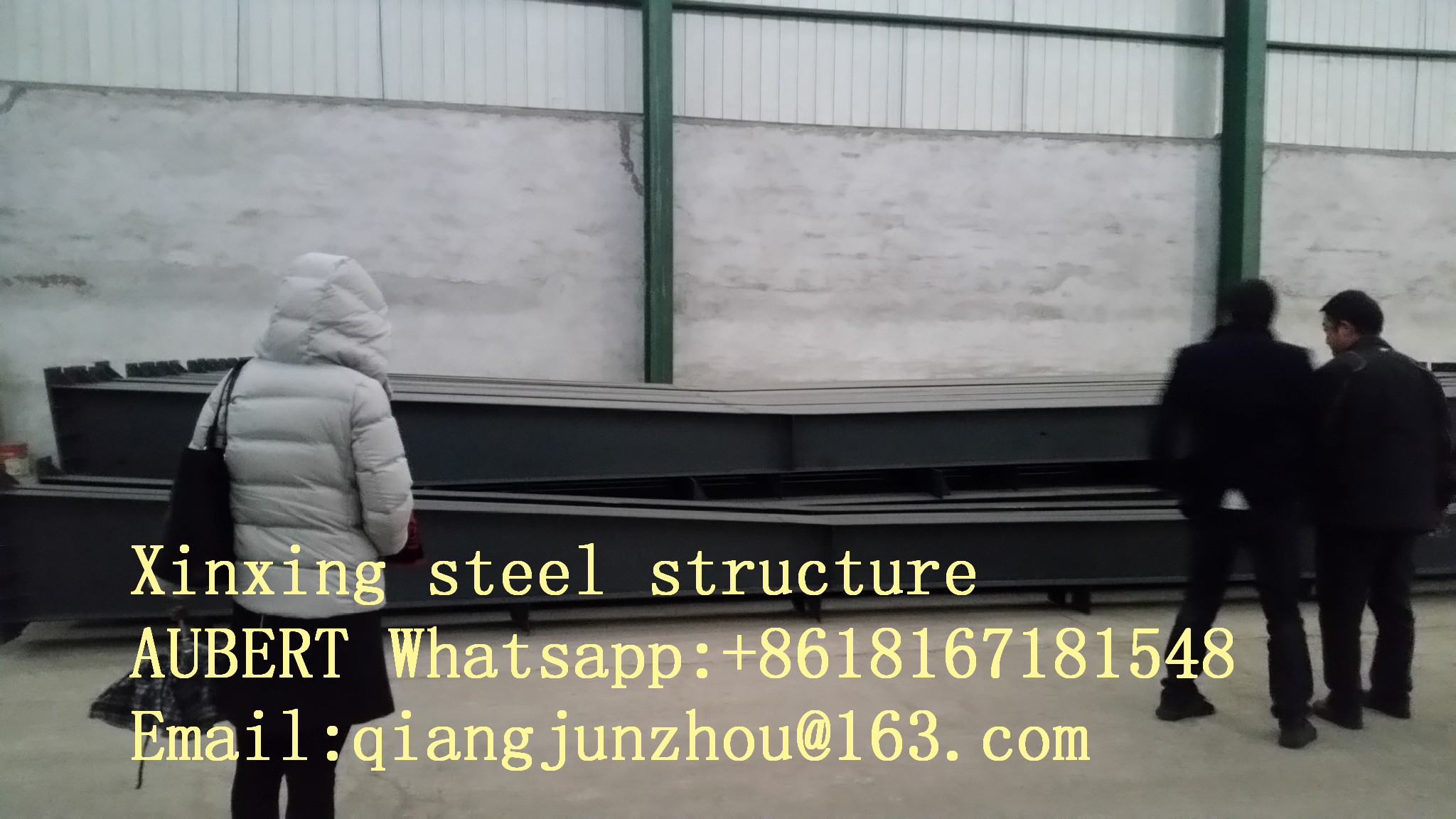 light steel structure workshop for building