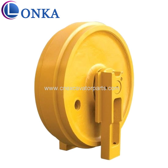 undercarriage spare parts front idler idler wheel idler roller