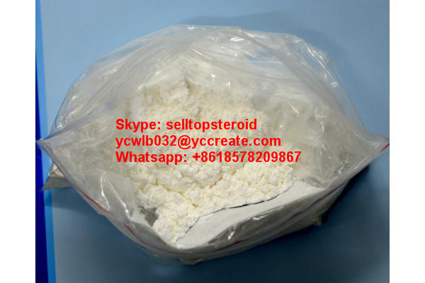 Pharmaceutical Raw Materials Local Anesthetic Powder Prilocaine for Pain Relief