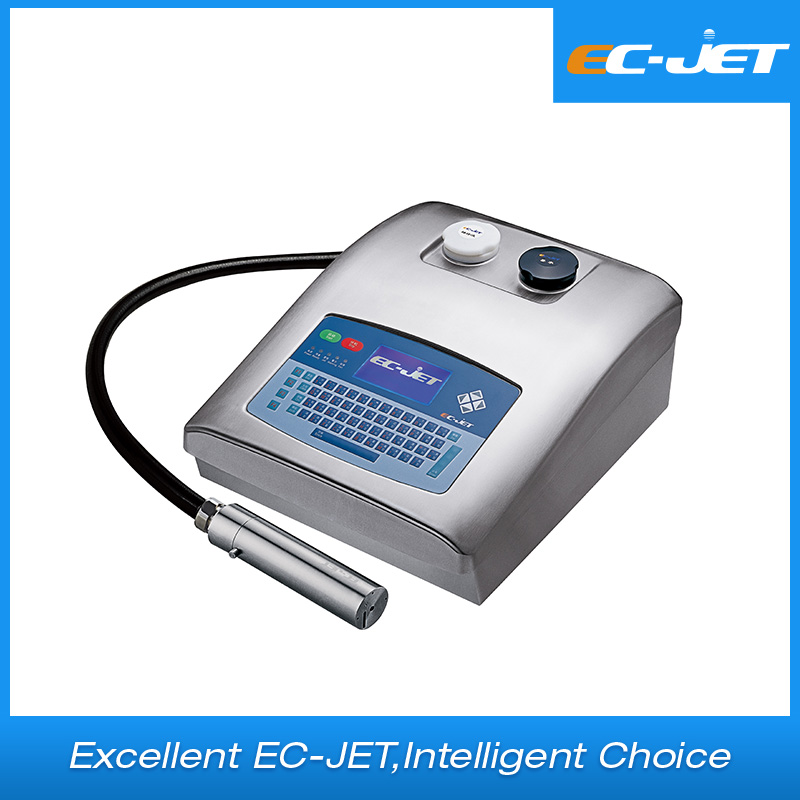Expiry date printing machine Continuous inkjet printer(EC-JET300)
