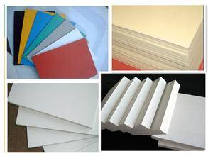 Economical Rigid Plasitc Board- PVC Foam