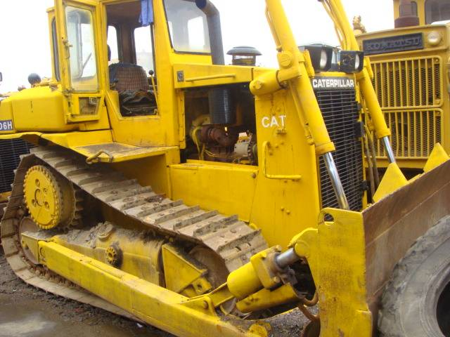 D6H caterpillar used bulldozer for sale