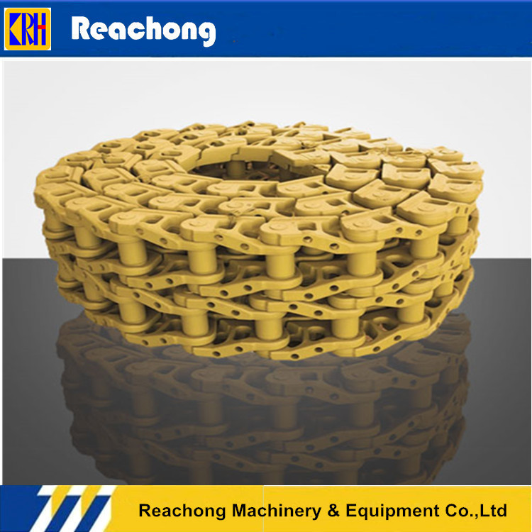 Dozer undercarriage parts, D51,D61 track links ,track shoe assy bulldozer earthmoving