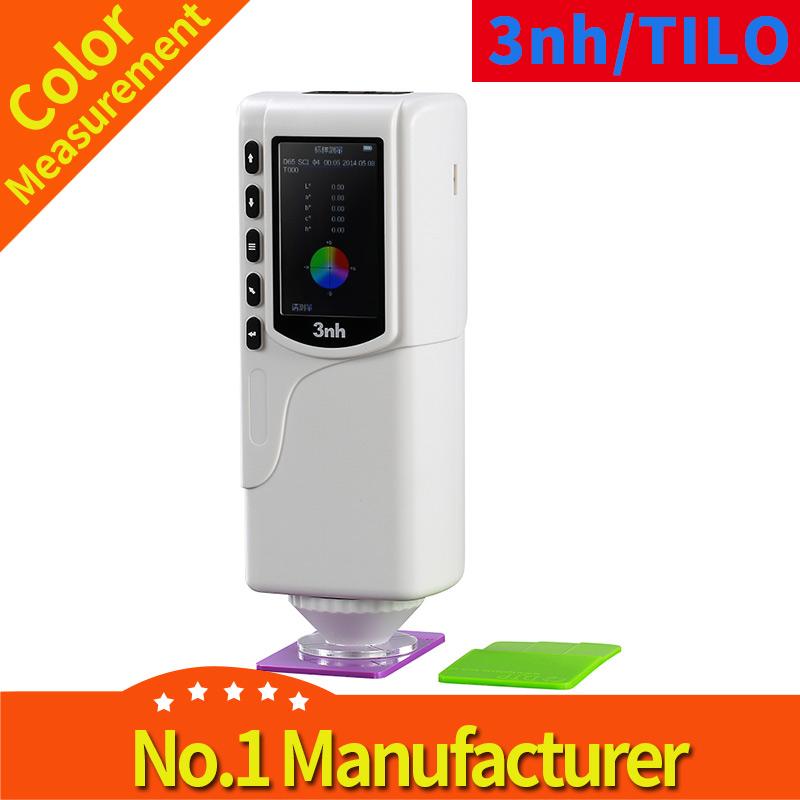 3NH Nr110 Portable and Digital Precision Colorimeter, Handheld Colorimeter