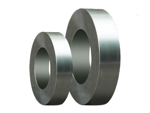 Finished carbide roll rings