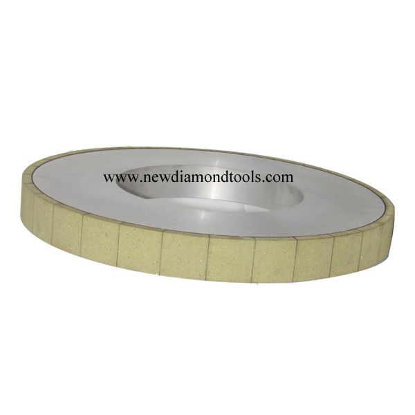 Vitrified Diamond Grinding Wheel for Grinding PDC