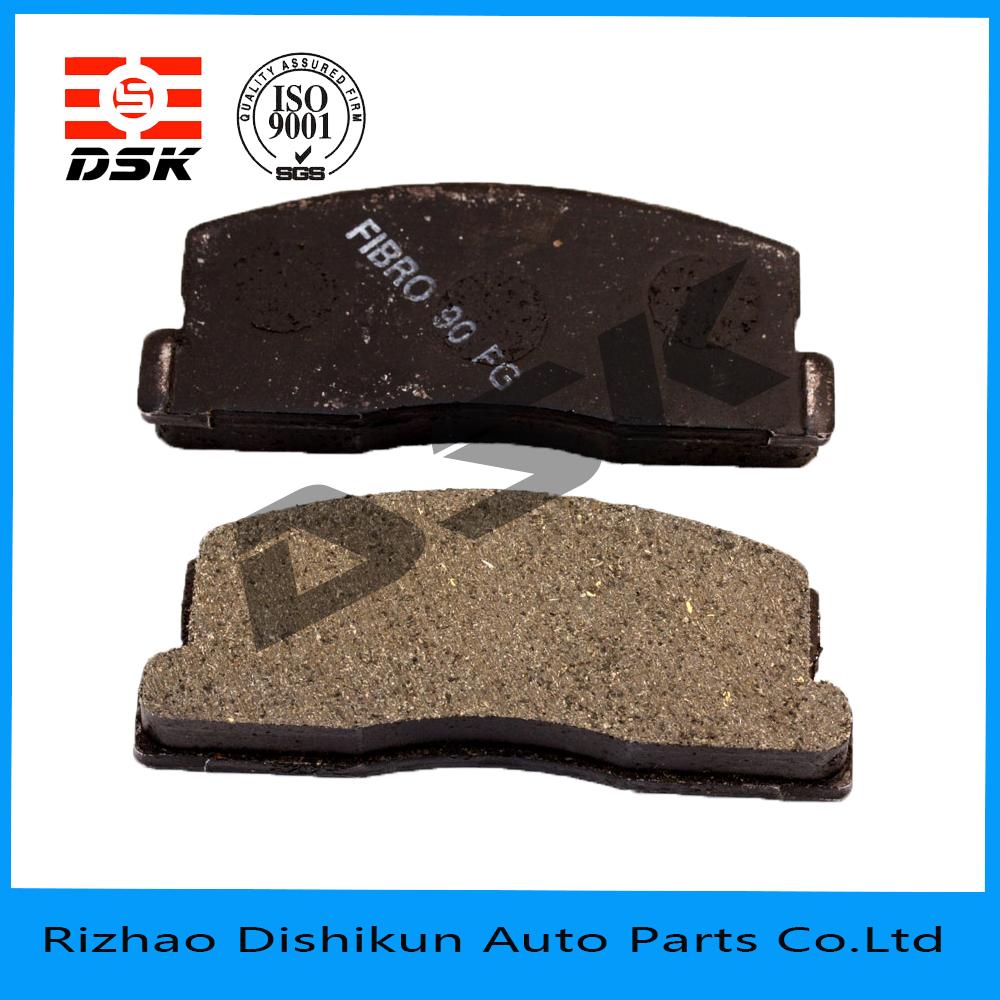 excellent quality low noise auto part brake pad 7140-D223