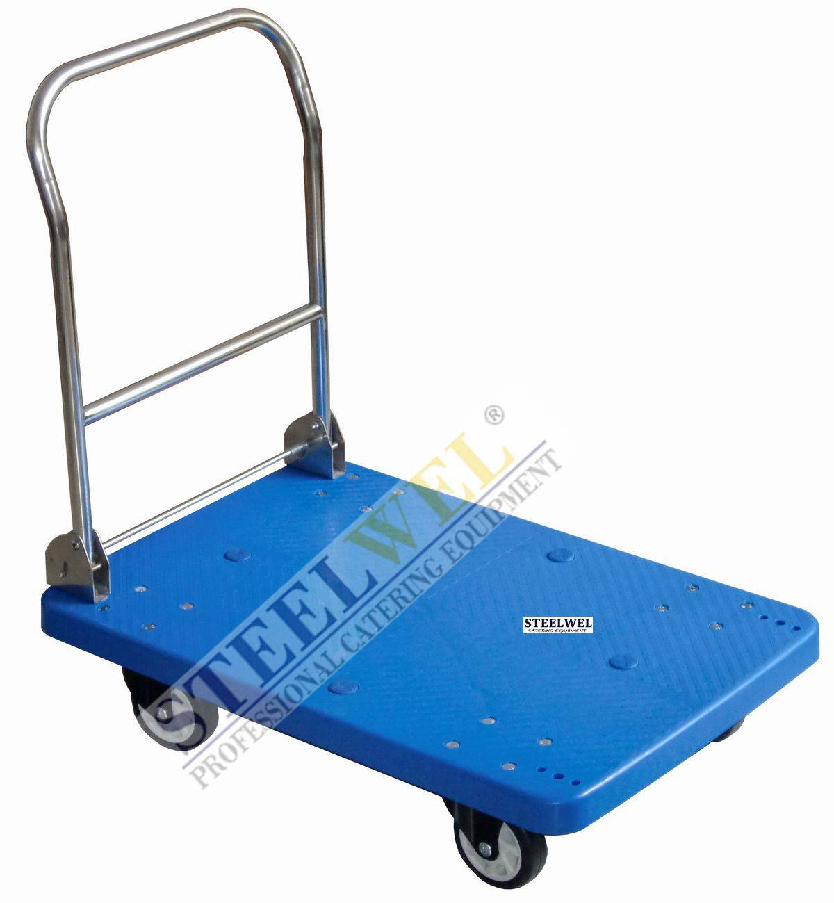 steelwel platform cart