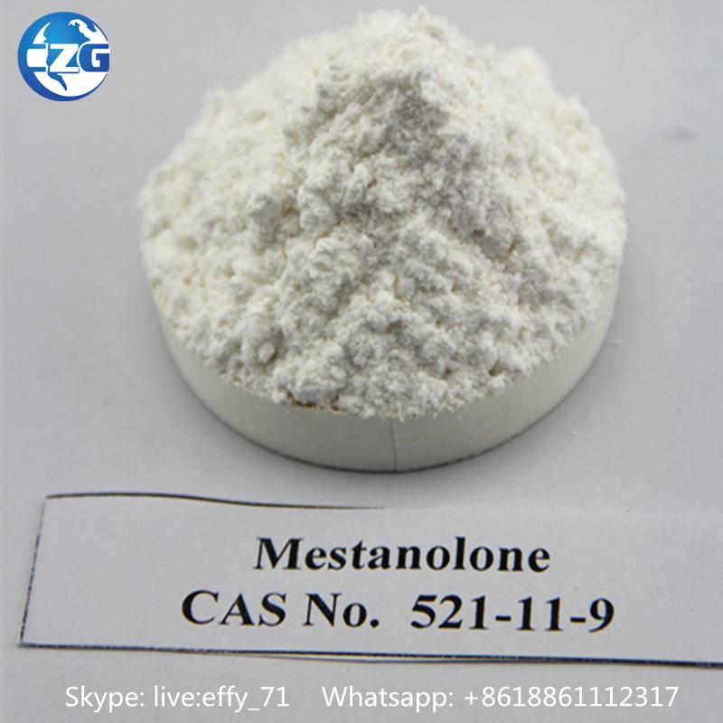CAS NO.: 521-11-9  Steroids Mestanolone Acetate,mest ace,primobolan powders