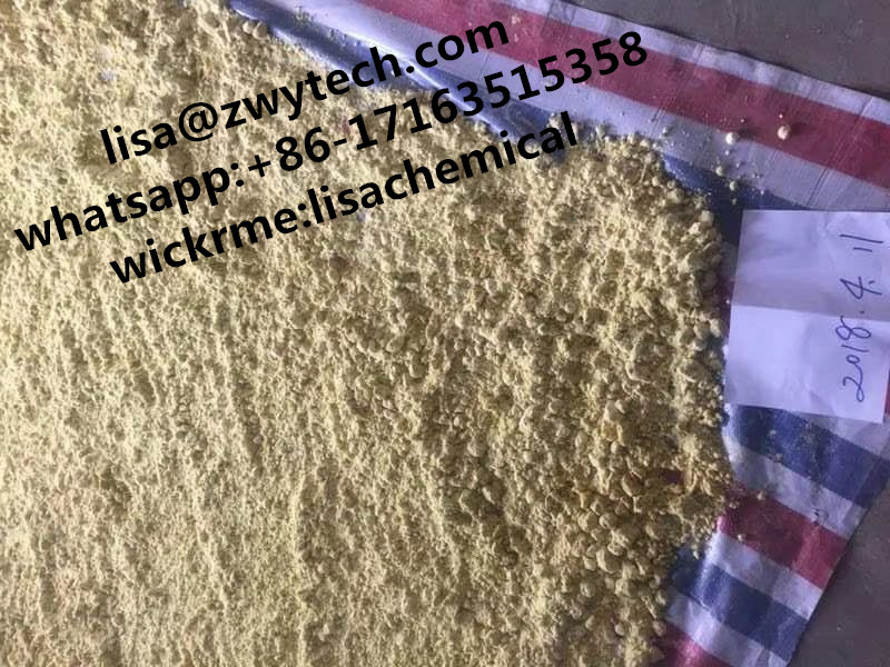 99.7% powder 5f-mdmb-2201 cas889493-21-2,5F-MDMB-2201 is a synthetic cannabinoid lisa