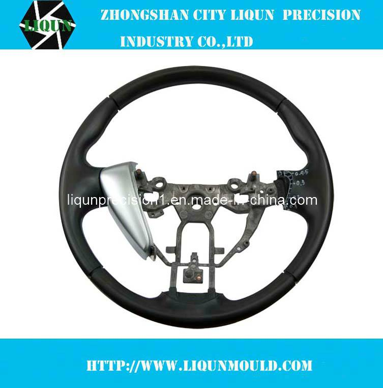 Automobile Steering Wheel Cover Mould