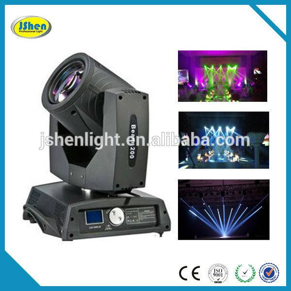 High bright 200W Moving Head Beam Light
