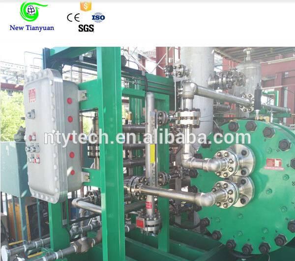 8-80Nm3/h Capacity Inert Gas Compressor, Diaphragm Compressor for Sale