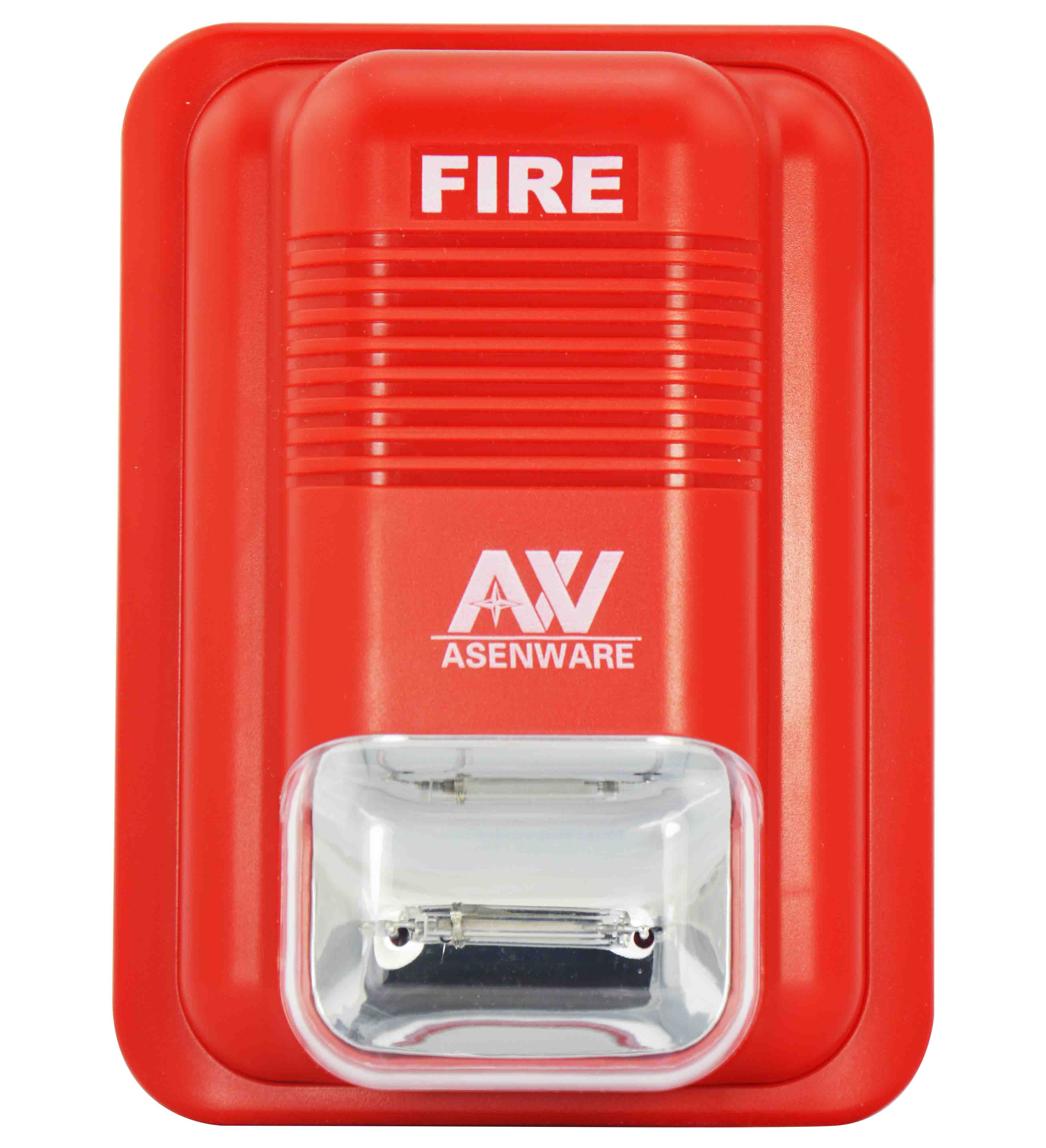 AW-CSS2166-2 Conventional Fire Strobe Sounder