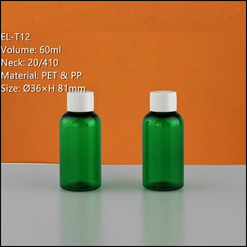 60ml PET Bottle for Medicine