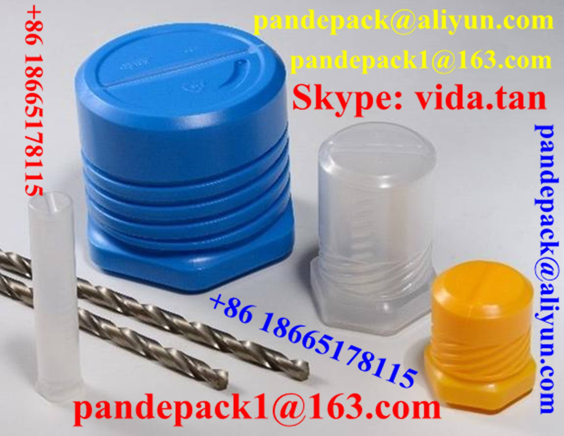 Sell TwistPack/Plastic Box/Pack/Package for Cutter Head/CNC Cutting Tool Box/Package/Pack/Tube/Case