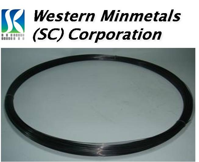 Spray Molybdenum Wire at Western Minmetal (SC) Corporation