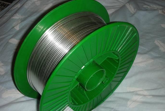 Babbitt wire
