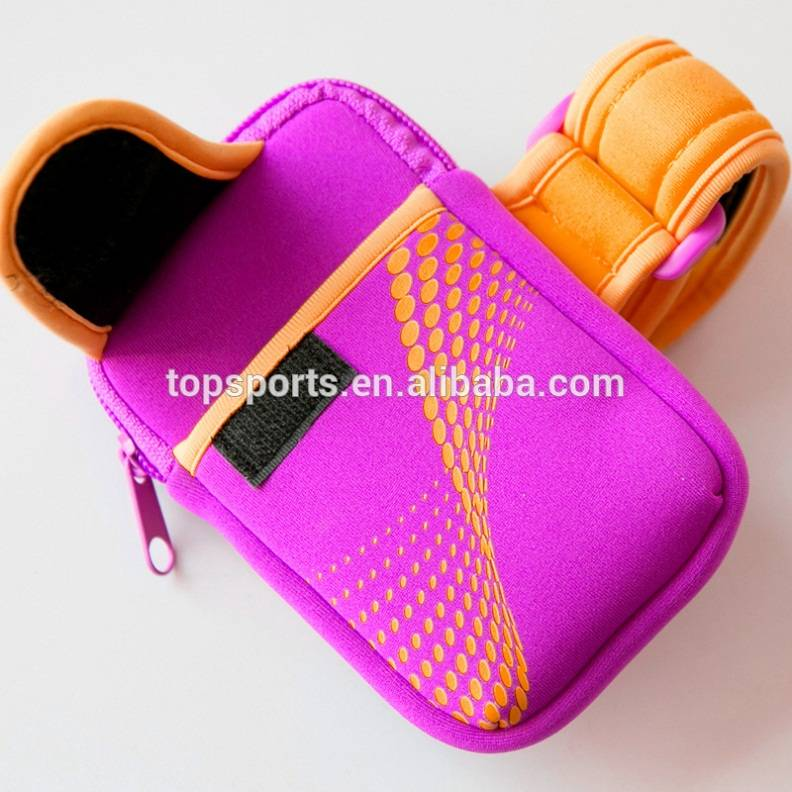 Fashionable Smart Cell Phone bag,neoprene mobile phone bag