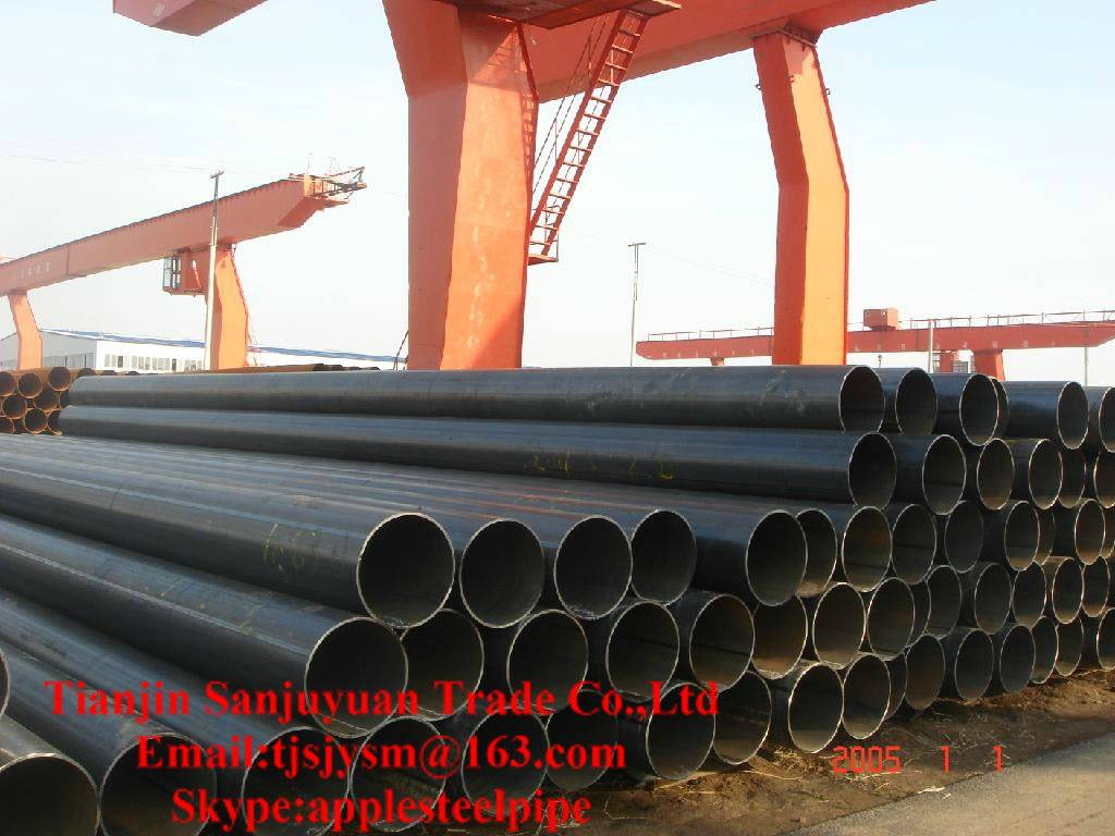 A333 Gr. 6 Low Temperature Seamless Steel Pipes