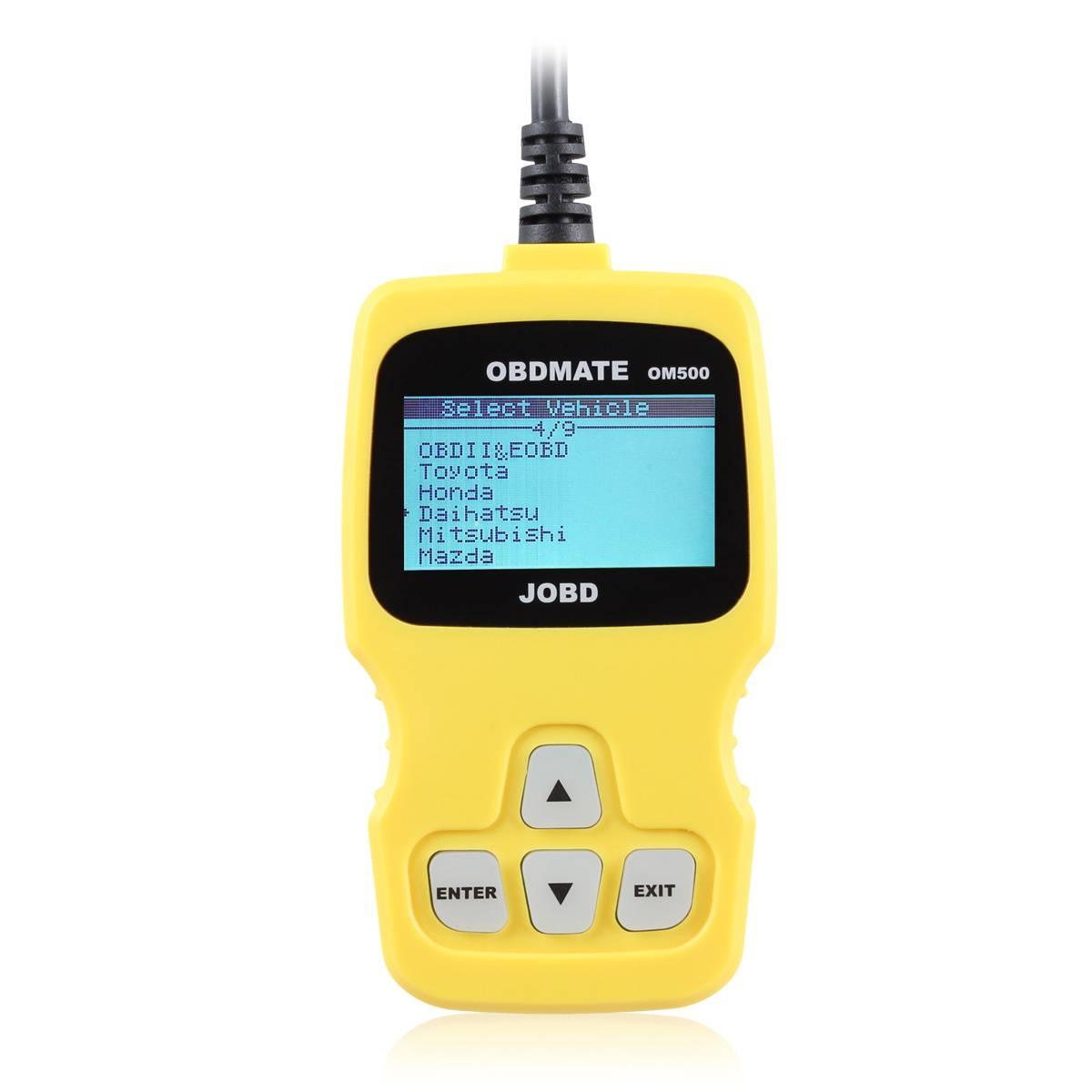 Autophix OM500 JOBD OBD2 Scanner Engine Diagnostic Tool for Japanese Vehicles