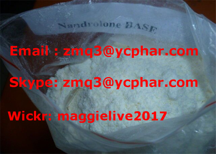 Deca Durabolin Steroid Nandrolones Base CAS 434-22-0 for Men Bodybuilding