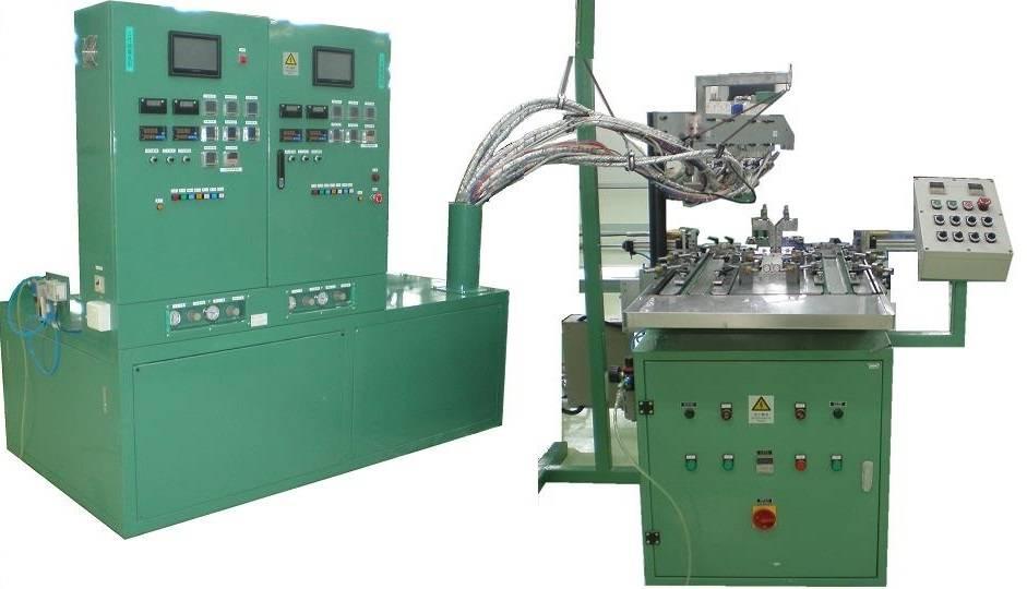 Dual Linkage Type Coating Machine