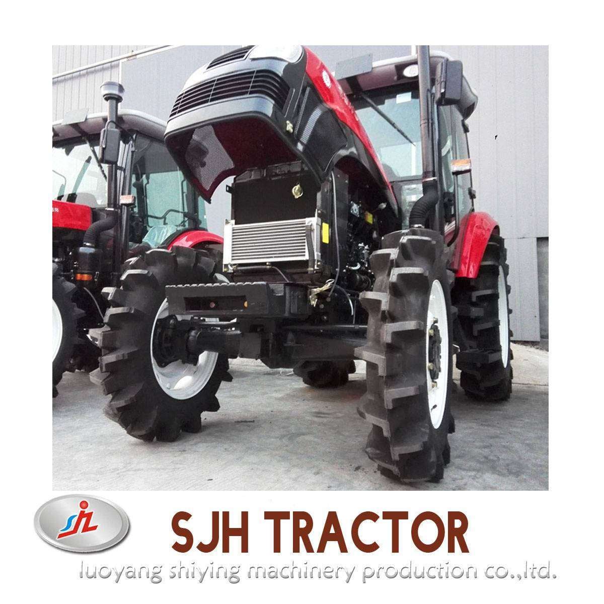 SJH904B 4WD made in china farm tractor with good service