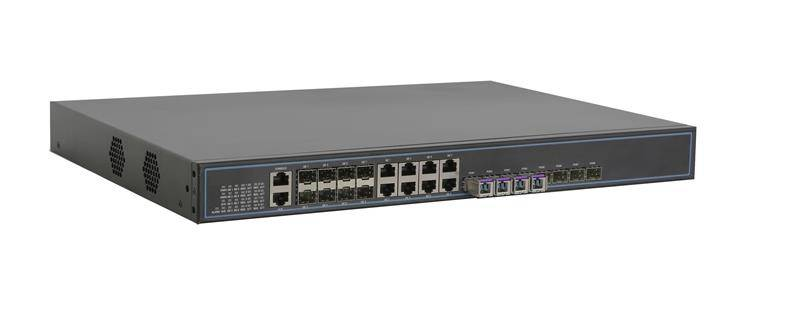 1 U Epon/Gpon OLT With 8 Ports For IPTV,CATV Network