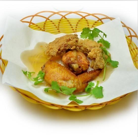 Fried Food Wrapper Basket Liner Greaseproof Paper