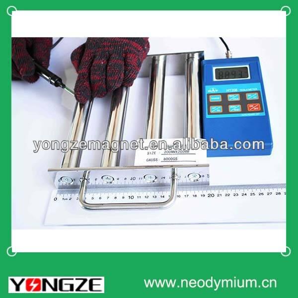 Easy Cleaning Neodymium Grate Magnet