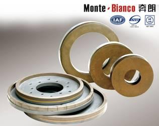 Dry Squaring wheel& Chamfering Wheel diamond wheel for ceramic tiles