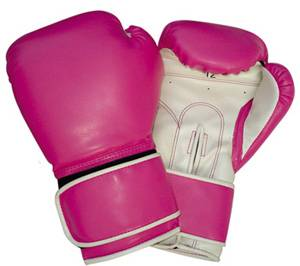 Boxing mitts , boxing gloves , sparring gloves