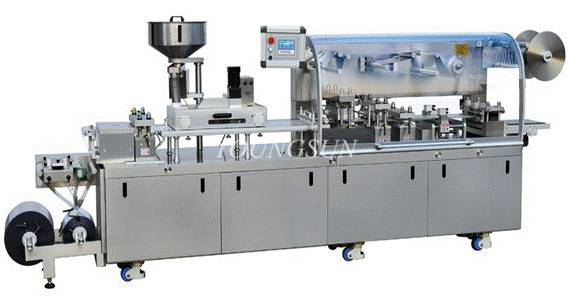 DPP350 Blister Packing Machine