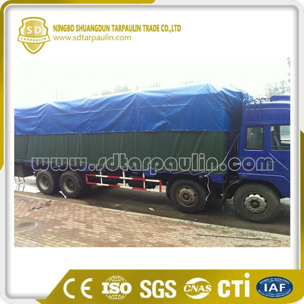 PVC Truck Cover Tarpaulin Heavy Duty Tarp