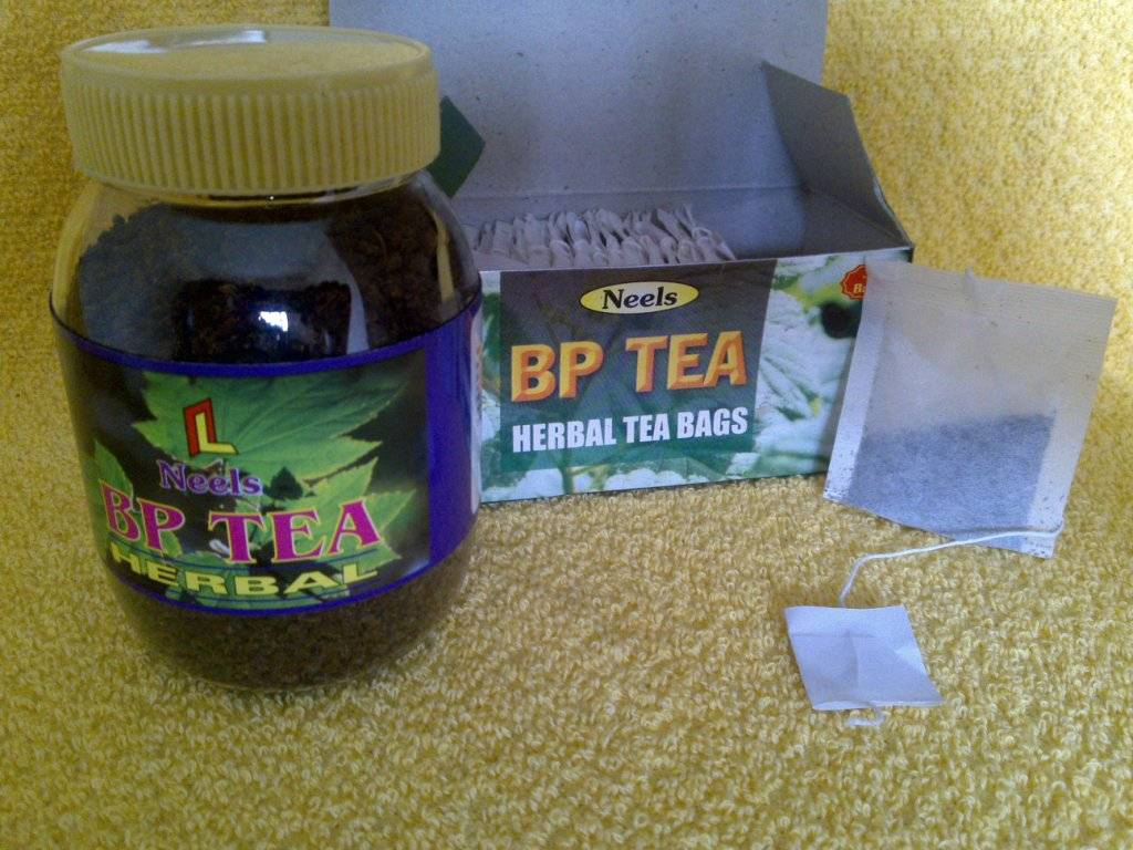 Neels BP Tea