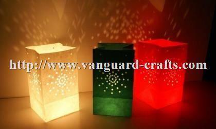 LED Paper Bag/LED Bag/Candle Paper Bag
