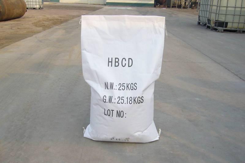 Flame retardant-1,2,5,6,9,10-Hexabromocyclododecane(HBCD)