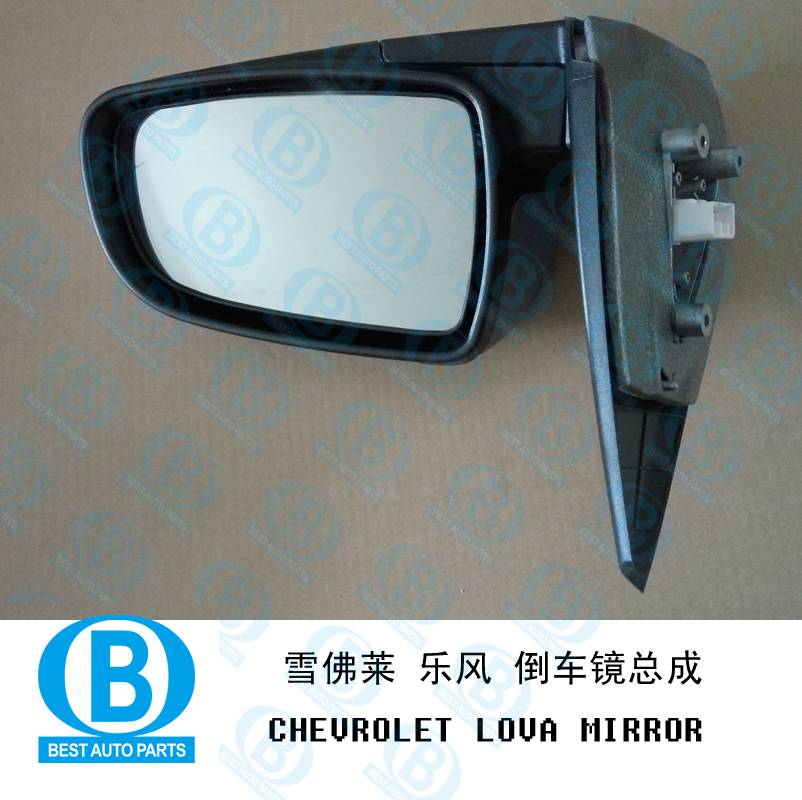 chevrolet lova review mirror