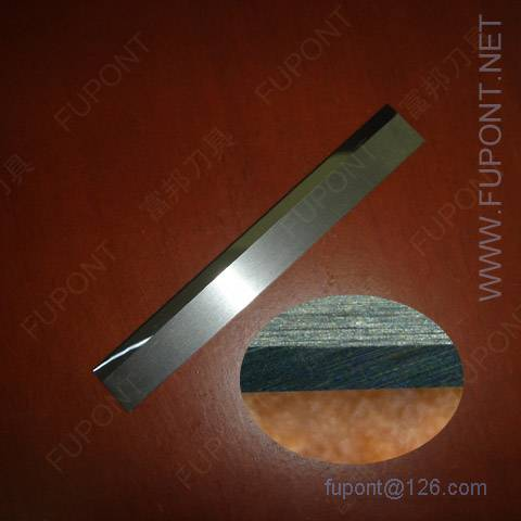 Staple Fiber Blades by Tungsten Carbide